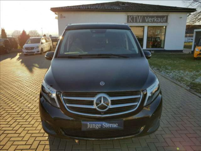 MERCEDES-BENZ V 220 Marco PoloEDITION,Allrad,Comand,Standhzg
