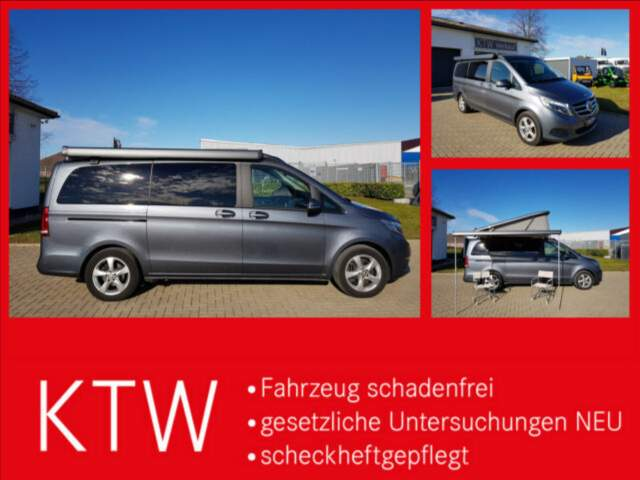 MERCEDES-BENZ - V 250 Marco Polo EDITION,Comand,Markise,Leder