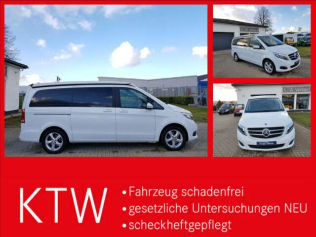 MERCEDES-BENZ - V 250 Marco Polo EDITION,Allrad,EASY UP,Leder