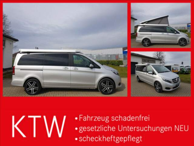 MERCEDES-BENZ - V 250 Marco Polo HORIZON EDITION,Allrad,Leder