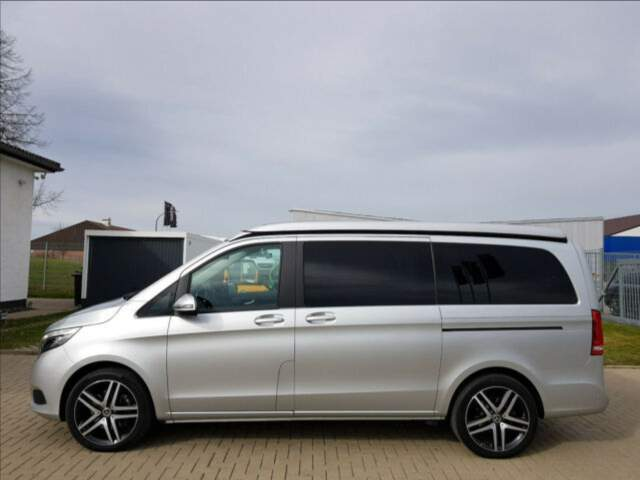 MERCEDES-BENZ V 250 Marco Polo HORIZON EDITION,Allrad,Leder