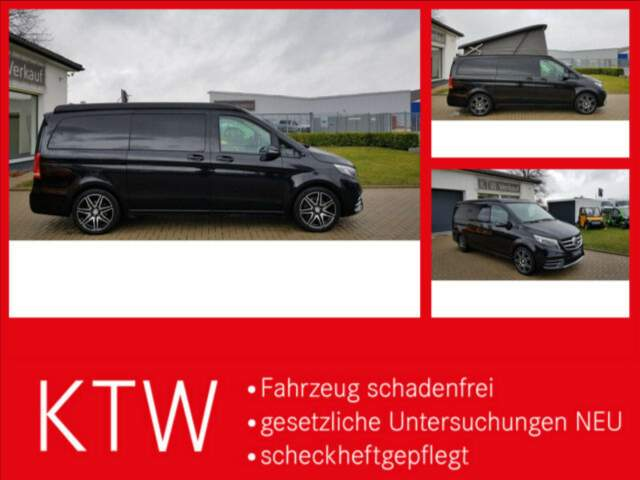 MERCEDES-BENZ - V 250 Marco Polo EDITION,AMG Line,Distronic,AHK