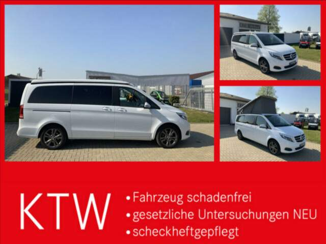 MERCEDES-BENZ - V 250 Marco Polo EDITION,Allrad,Leder,Distronic