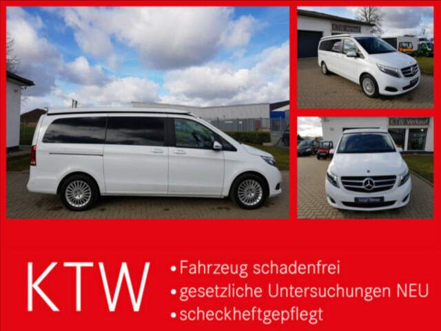 MERCEDES-BENZ - V 220 Marco Polo EDITION,Comand,EasyPack,AHK2,5
